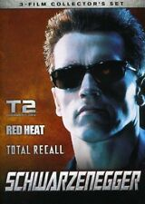 Arnold Schwarzenegge - Schwarzenegger: 3-Film Collection [New DVD] Ac-3/Dolby Di
