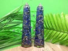 Lapis Lazuli Orgone Obelisk for Orgone Healing Lapis Lazuli ~ ORG205