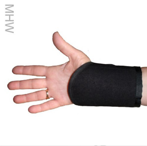 Thera-temp wrist and hand wrap