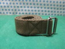 Vintage - CINTURA UOMO in CORDA fine  colore verde  lunghezza Cm. 127