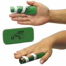 CMS Medical Flexible Bendy S Premium Quality Emergency Mobility Finger Splint