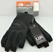 THE NORTH FACE APEX ETIP GLOVES Mountain Culture Black Men's Size: Small $45 NEW