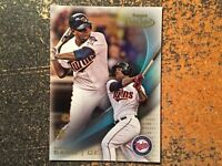 Miguel Sano Twins RC 2016 Topps Gold Label Class 1 BLUE PARALLEL #63