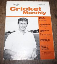 Playfair Cricket International - February 1970 - India v Australia