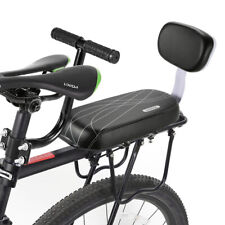 Mountain Bike Rear Seat Sponge Cushion With Backrest Riding Equipment Accessorie