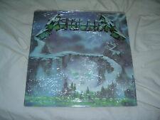Metallica Creeping Death Original GB Importación Raro Sellado Unplayed