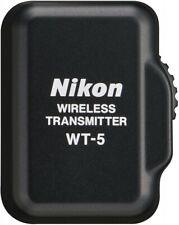 Nikon Wireless Transmitter genuine WT-5 from JAPAN