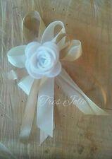 Segnaposto Decorazione Matrimonio nozze cerimonia con nastri tavolo tema rose