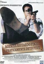 Dvd AGENZIA RICCARDO FINZI....PRATICAMENTE DETECTIVE **** Renato Pozzetto ****