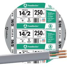 Southwire 250' 14-2 Ufw/G Wire