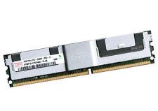 Hynix hmt151f72cp4n3-y5 4gb ECC FB DIMM ddr2 667 MHz pc2-5300f Fully Buffered