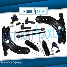 Brand New 10pc Complete Front Suspension Kit for Volkswagen Jetta Beetle Golf