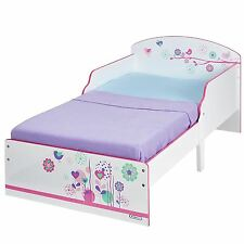 WORLDS APART FLOWERS AND BIRDS TODDLER BED PROTECTIVE SIDE PANELS GIRLS FREE P+P