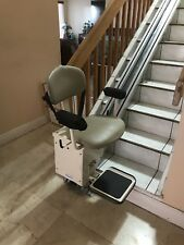 stair lifts chair HARMAN 350 pounds(lbs) Rail 17 feet/ for 16 steep/ working