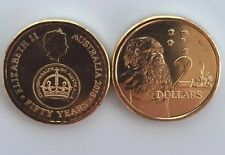 Special 2016 $2 dollar coin 50th Anniversary of Decimal Currency The Changeover