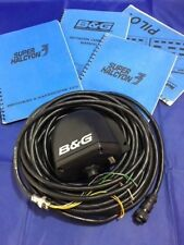 B&G BROOKES & GATEHOUSE, SUPER HALCYON 3, NETWORK COMPASS W/ B&G 545-0A-026 12M