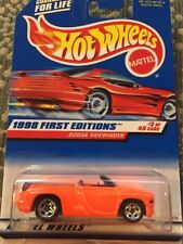 Hot Wheels 1998 First Editions Dodge Sidewinder #3 of 40
