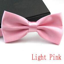 Ajustable Corbata para hombre pajarita Bowtie Corbatas Fiesta Tie Necktie