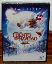 CUENTO DE NAVIDAD DVD NUEVO PRECINTADO DISNEY DRAMA FANTASTICO (SIN ABRIR) R2