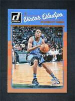 2016-17 Donruss #146 Victor Oladipo - NM-MT