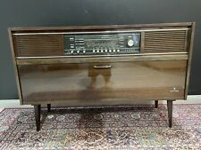 More details for grundig stereo console radio mandello e/gb made in germany vintage rare n153