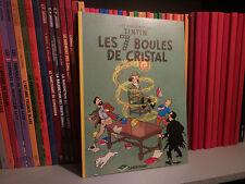 TINTIN LES 7 BOULES DE CRISTAL - Edition TOTAL 1999 - Hergé - BD