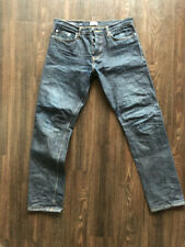 Apolis Raw Selvedge Denim 34W
