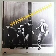 "SHAM 69 BORSTAL BREAK OUT  7"" 45RPM  REPRODUCTION PICTURE SLEEVE ONLY"