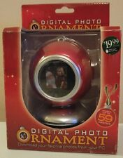 Digital Photo Ornament Download your favorite photos from your PC