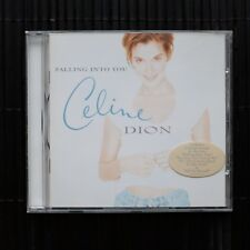 CELINE DION - FALLING INTO YOU  -  CD