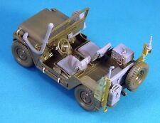 Legend 1/35 US Utility Truck M151A1 MUTT Detailing Set (Tamiya / Academy) LF1277