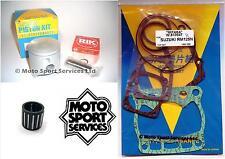Suzuki RM 125 92-97 Mitaka Reconstruir Extremo Superior Kit Pistón Junta Pequeño Cojinete Del Extremo C