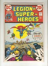 LEGION OF SUPER-HEROES (1973 1ST SERIES) MAR 1973 #2 DC COMIC BOOK 8.0 VF