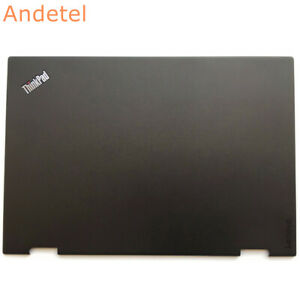 Lenovo ThinkPad X1 Yoga 1st 20FQ LCD Back Cover Rear Lid Top Case New Original