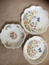 Ainsley 3 Cottage Trinket Bowls