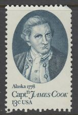 US 1978 SC#1326 James Cook MNH