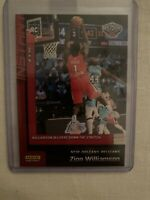 "2019-2020 Zion ""PEACE"" Williamson RC Rookie #134 Panini Instant"