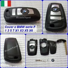 Chiave Cover Telecomando Guscio Scocca 4 tasti x BMW serie F 1 3 5 7 X1 X3 X5 X6