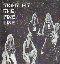 Tight Fit - The Fine Line (CD 1988) Melodic/AOR Tip!   RARE!!!