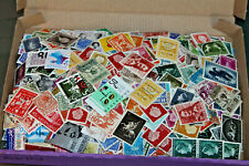 NETHERLANDS - FLAT BOX WITH UNCHECKED OFF PAPER COLLECTION 800+ STAMPS ALL ERAS