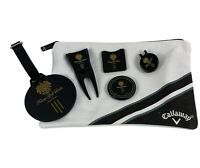 Callaway Golf Zipped Valuables Pouch Bag Donald Trump Golf Links At Ferry Point