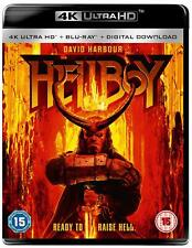 Hellboy 4K (4K Ultra HD) David Harbour, Daniel Dae Kim, Milla Jovovich