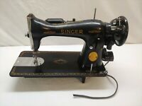 Singer Sewing Machine Ah396595 as is read description