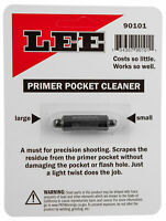 Lee Double End Design Primer Pocket Cleaner Cleans Large/Small Pockets 90101