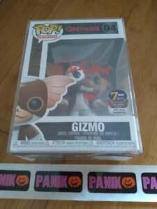 Funko Pop Gremlins Gizmo #04 Signed By Joe Dante Autograph 7BAP JSA COA