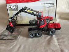 Sword Models 1:50 scale Komatsu 941 Valmet Tree Harvester Logging Tractor MB