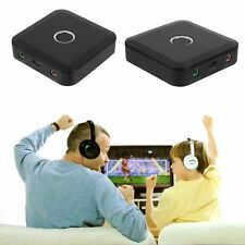 4in1 Wireless Bluetooth Transmitter and Receiver A2DP 3.5mm Audio Player Adapter