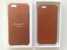 Apple, iPhone 6 und 6 s  Leather Case, braunes Leder