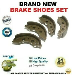 BRAKE SHOES SET for FIAT DUCATO Box 2.0 2002->on
