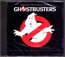 GHOSTBUSTERS Elmer Bernstein Ray Parker Jr OST Soundtrack Air Supply CD 1984 NEU